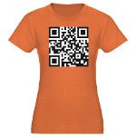Travel Notes QR Code T-Shirt